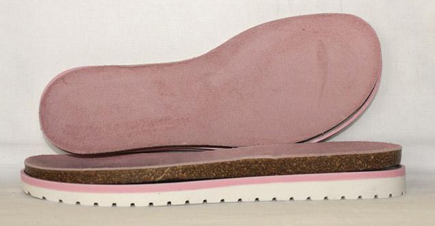 Milano TR White Pink welt